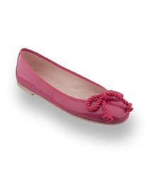 Pretty Ballerinas in fuchsia