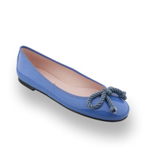 Pretty Ballerinas in azurblau