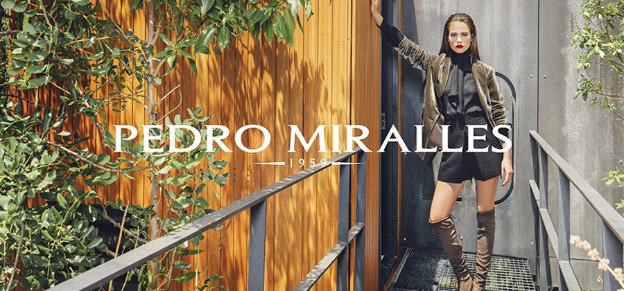 Pedro Miralles Damenschuhe
